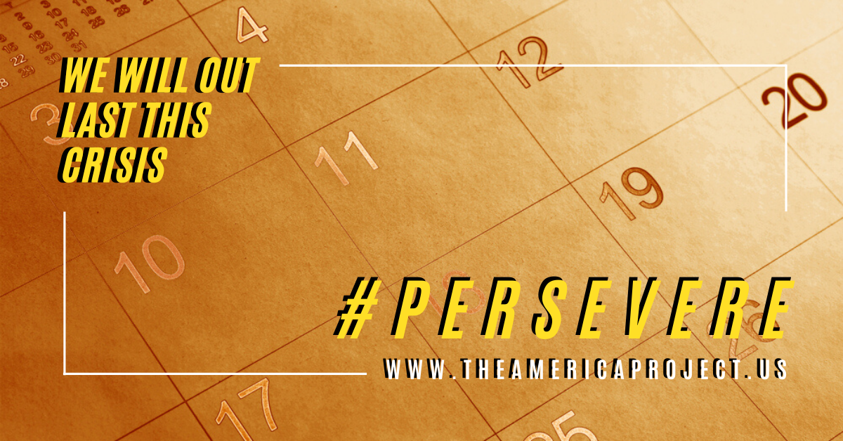 03.24.20 #PERSEVERE