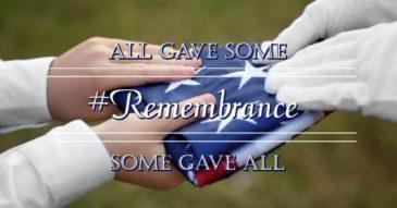 05.28.18 #Remembrance