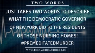 05.28.20 #PREMEDITATTEDMURDER