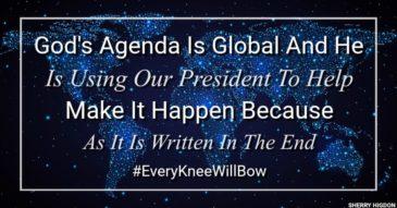 06.12.18 #EveryKneeWillBow