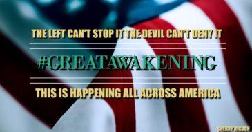06.15.18 #GreatAwakening