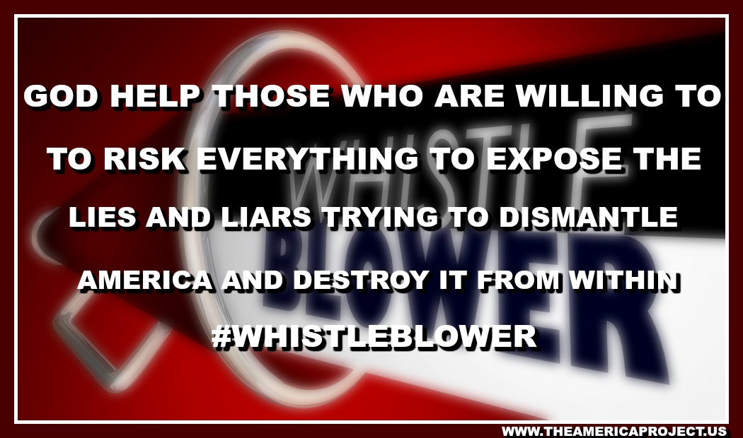 07.10.19 #WHISTLEBLOWER