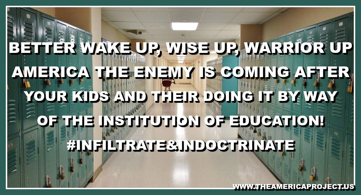 07.11.19 #INFILTRATE&INDOCTRINATE