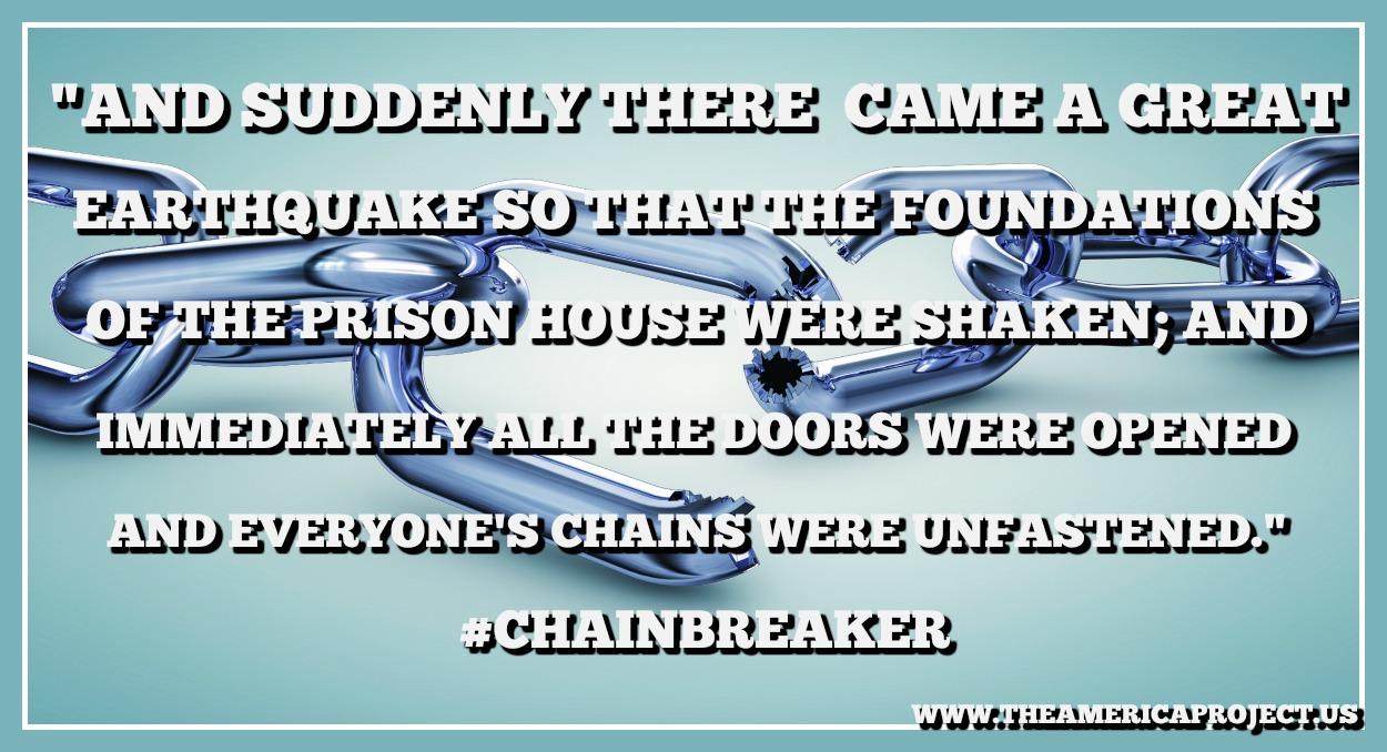 07.13.19 #CHAINBREAKER