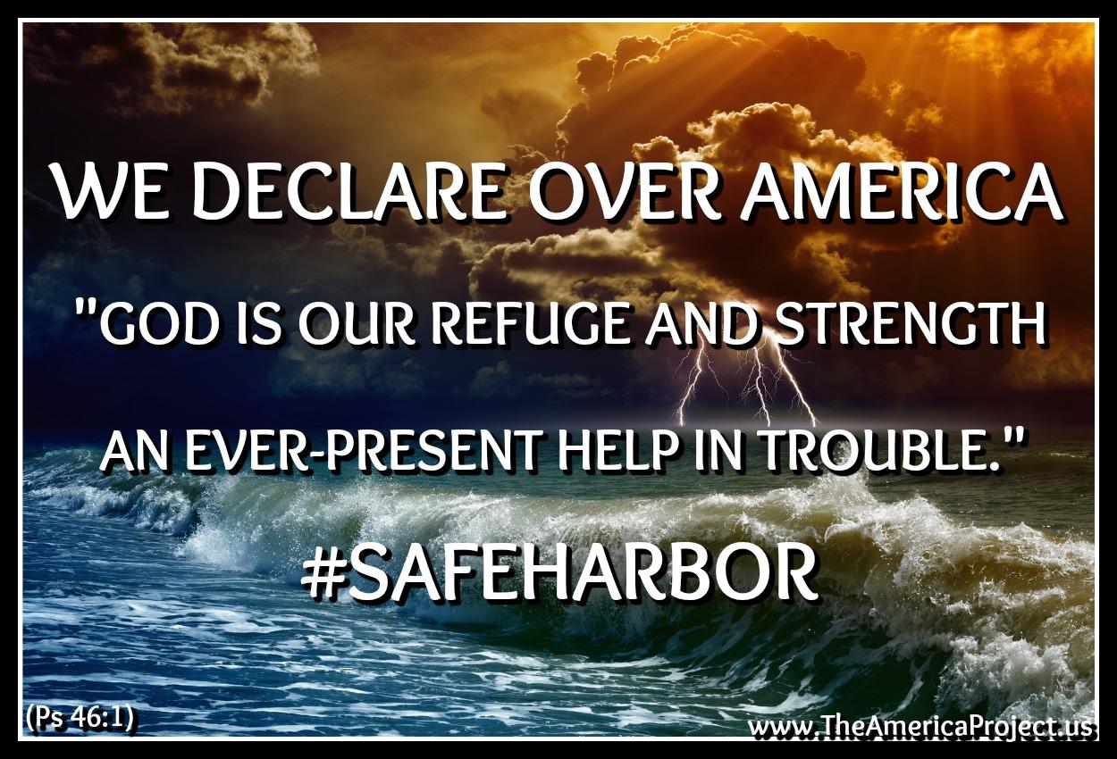 07.31.19 #SAFEHARBOR
