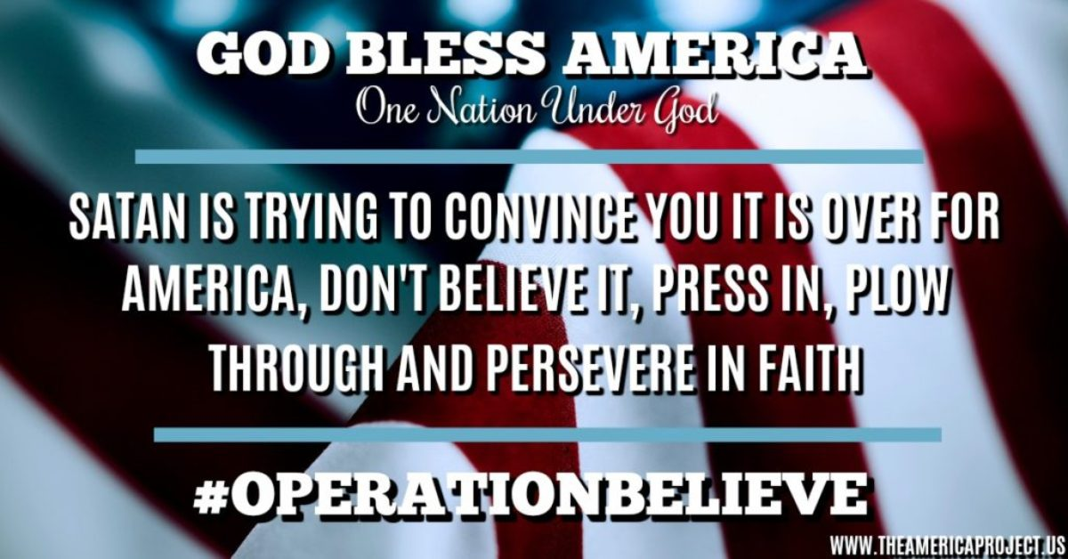 08.22.18 OPERATIONBELIEVE