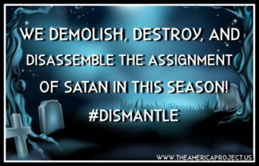 10.05.19 #DISMANTLE
