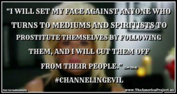 10.23.19 #CHANNELINGEVIL