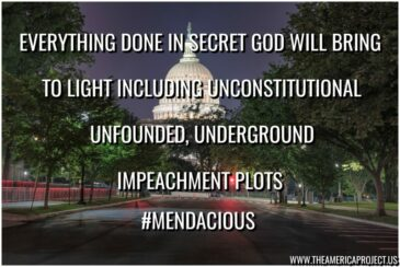 10.24.19 #MENDACIOUS