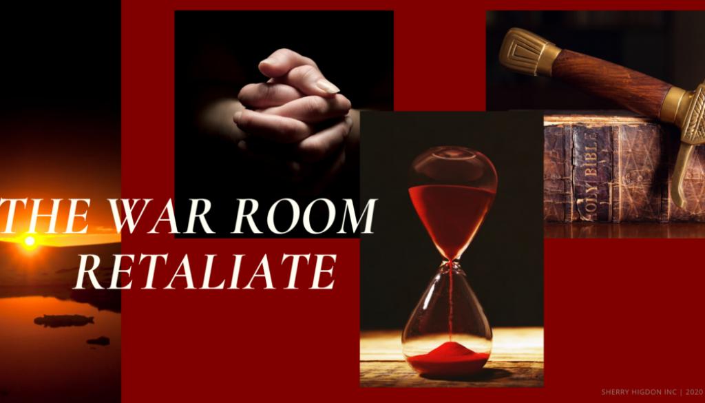 You Tube Cover THE WAR ROOM RETALIATE 03.05.20