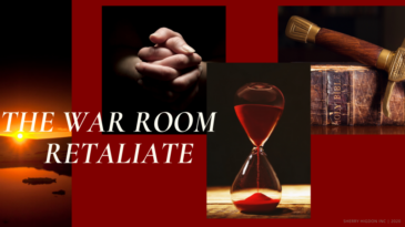 You Tube Cover THE WAR ROOM RETALIATE 03.05.20